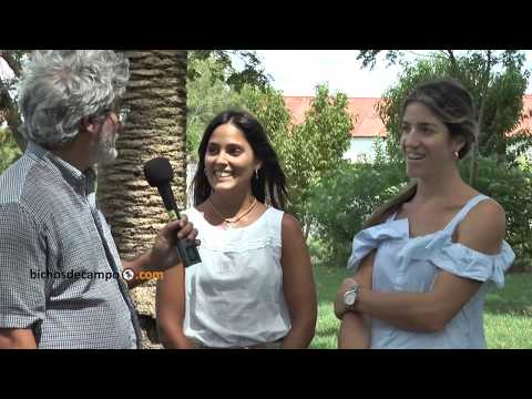 Josefina Garese y Lucia Bauer - Agrónomas y difusoras del PRV en Uruguay