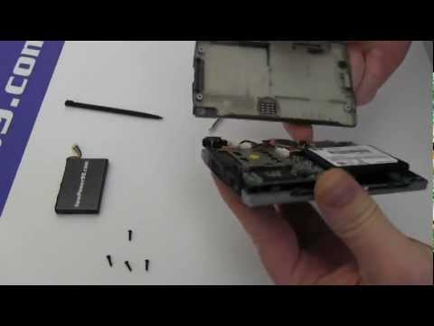 How to Replace Your HP iPAQ RZ1717 Battery