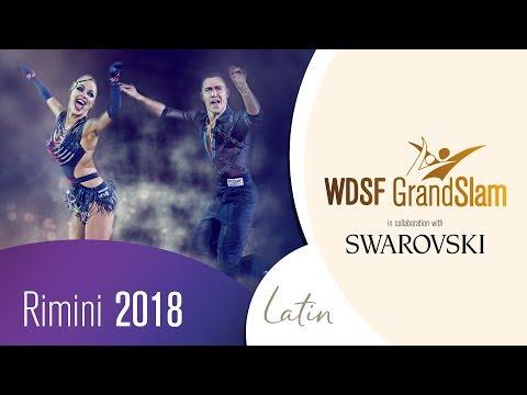 Lipowski - Illes, POL | 2018 GrandSlam LAT Rimini | R2 R | DanceSport Total
