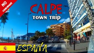 Calpe Spain  City pictures : Calpe (Spain). Town trip