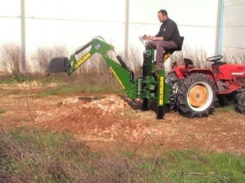 Retro R-300 para tractores pequeños