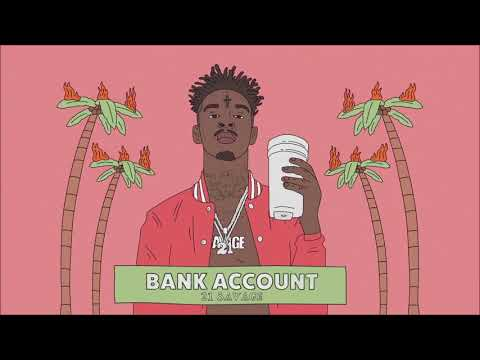 21 Savage   Bank Account 3D Audio Use Headphones Earphones