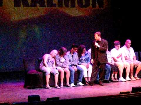 Ricky Kalmon Disney TransAtlantic May 2011 pt 1