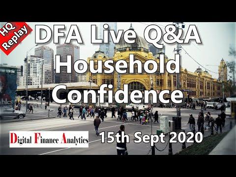DFA Live Q&A Replay 15 Sept 2020 - Household Financial Confidence