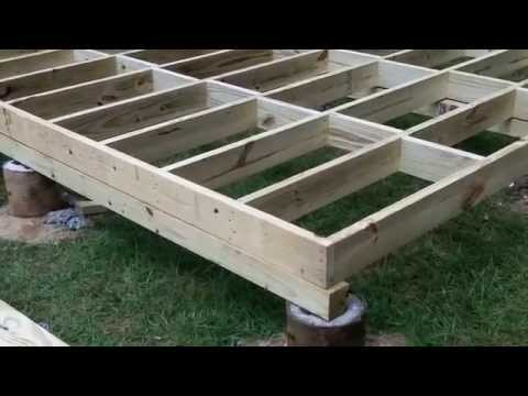 Videos Of Interest How To Build A Storage Shed