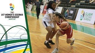 Watch live Marshall Islands v Tahiti at the FIBA U17 Women's Oceania Championship 2017. ►► Subscribe: http://fiba.com/subYT Click here for more: http://u19wo...