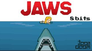 Jaws (Tubarão) 8 bits - Toon Doom