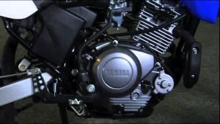 9. TT-R, Yamaha 2012
