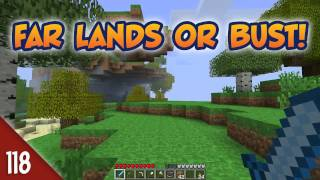 Minecraft Far Lands or Bust - #118 - Not Enough Beer&Too Much Berry