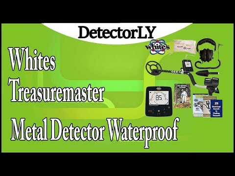 Whites Treasuremaster Metal Detector Waterproof Search Coil Review