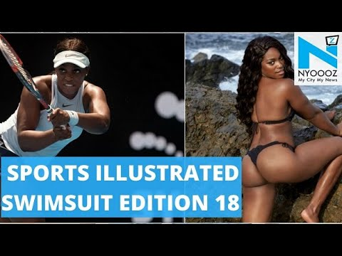 Sloane Stephens, Bouchard Features In SL Swimsuit Edition | NYOOOZ TV