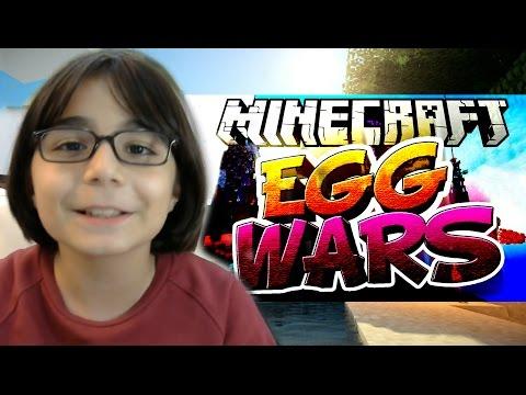 Minecraft Egg Wars BKT Baran Kadir Tekin