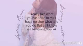 Video Sydney Renae - Into You Lyrics download in MP3, 3GP, MP4, WEBM, AVI, FLV January 2017
