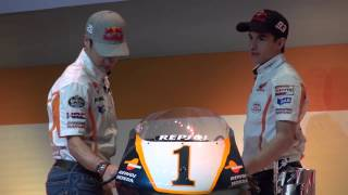 Video Márquez y Pedrosa alucinan MP3, 3GP, MP4, WEBM, AVI, FLV September 2018