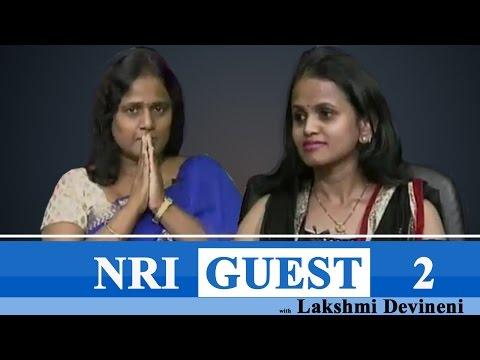 Lakshmi Devineni with NRI Guest | Part 2 : TV5 News