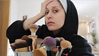 Video BRUSH CLEANING DAY & SUSHI MUKBANG!? MP3, 3GP, MP4, WEBM, AVI, FLV Juli 2018