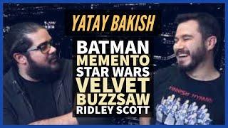 Nolan'dan Memento, Liam Neeson Mevzusu, Emekli Batman, Velvet Buzzsaw, Yıkık Star Wars - #YatayBakış