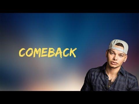 Kane Brown - Comeback (Lyrics)