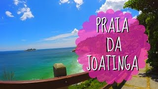 Praia da Joatinga + Mirante do Joá