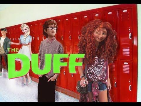Non/Disney- The Duff Trailer