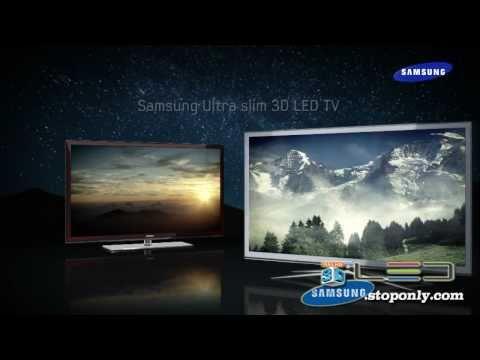 Samsung UN55C8000 55-Inch 1080p 240 Hz 3D LED HDTV - Review