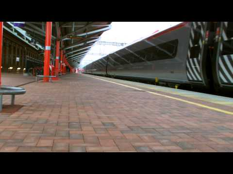 66847 Drags 8 new Pendolino coaches on 6X75