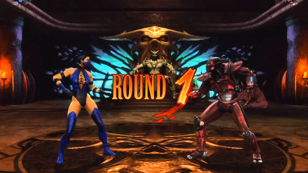 Mortal Kombat 9 - Kitana and Jade (Tag Ladder) [Expert] No Matches/Rounds Lost