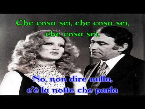 , title : 'Sing-along karaoke - Parole, parole - Mina e Alberto Lupo'