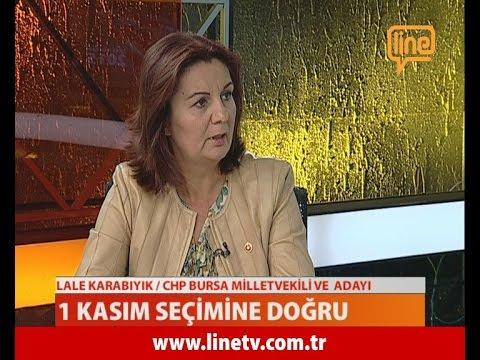 ERKEN SEÇİM   -23.10.2015-   LALE KARABIYIK (CHP)