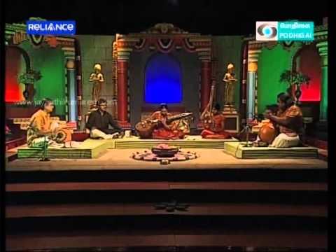 Ragam Talam Pallavi – Sarasangi – Dr. Jayanthi Kumaresh.