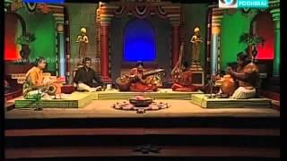 Ragam Tanam Pallavi - Sarasangi - Smt. Jayanthi Kumaresh.