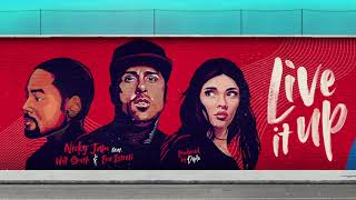 Live It Up - Nicky Jam feat. Will Smith & Era Istrefi (2018 FIFA World Cup Russia