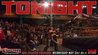 "Nonton Lucha Underground #3.20 (May 31, 2017) - ""All Night Long... Again"" Review Film Subtitle Indonesia Streaming Movie Download"