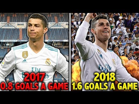 Video: Will 2018 Be Cristiano Ronaldo's GREATEST EVER Year?! | W&L