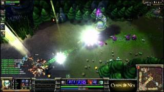 (HD114) Warkdemon POV Orianna - Top ELO EU - League Of Legends Replay [FR]