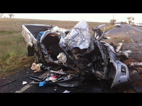 DEADLY Brutal car Crash Compilation Deadly Crashes Fatal Accidents