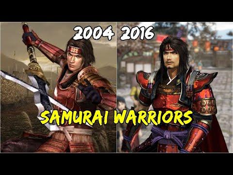 Samurai Warriors Evolution 2004-2016 (Ps, Xbox, Pc)