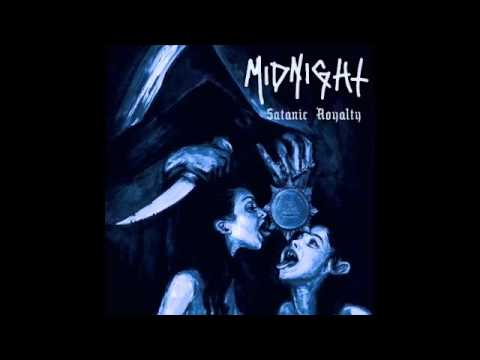 Midnight - You Can't Stop Steel *NEW SONG! SATANIC ROYALTY* online metal music video by MIDNIGHT