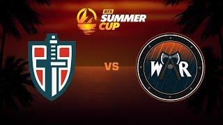 Espada против Wind and Rain, Третья карта, BTS Summer Cup