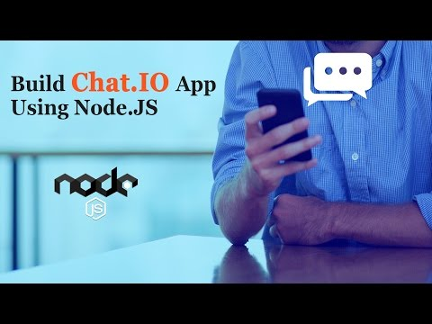 Learn to Build a Chat App | Build Chat App Using Nodejs | Eduonix