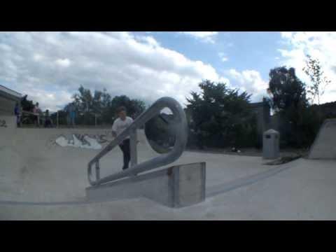 Ben Haydock | Kendal Skatepark