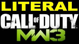 Video LITERAL Call of Duty Modern Warfare 3 Trailer MP3, 3GP, MP4, WEBM, AVI, FLV Desember 2017