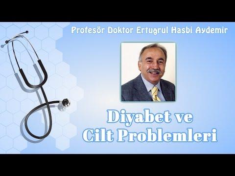 Diyabet ve Cilt Problemleri – Türk Diyabet Cemiyeti