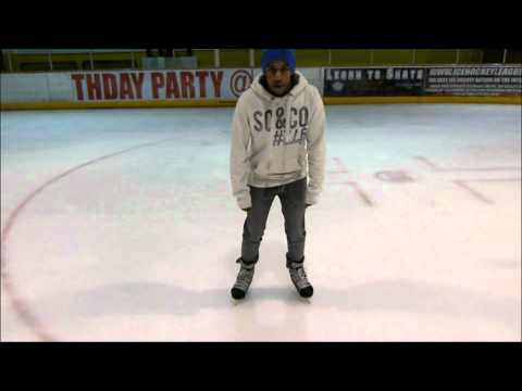 How To Perform Forwards Ice Skating To Backwards Skating Transitions Mohawk Turn In Hockey