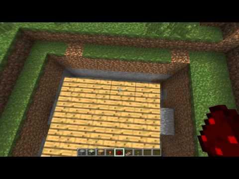 Minecraft Tutorial - Jacuzzi Automatico con Pistones
