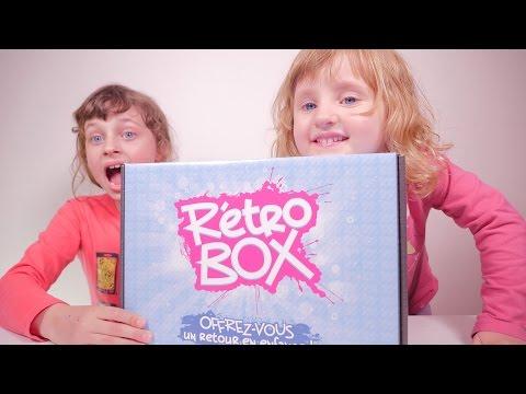 [RETRO BOX] Retour en Enfance ! - Studio Bubble Tea
