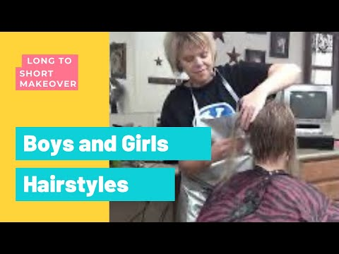 Haircut - Cut Ladies Hair from Long to Short and Spiky Go here to see the Style Video.. http://www.youtube.com/watch?v=gVq9a6x2tKg&list=UUwWEsSuYKPmqGwIlQSww-gg&index=...