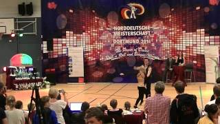 Lea Andres & Marc Krauß - Norddeutsche Meisterschaft 2014