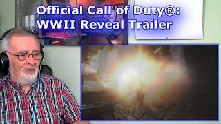 Please help me work towards my goal of 5,000 Subscribers!SUBSCRIBE HERE ► https://www.youtube.com/c/GrandpaReactsHey Guys, Grandpa Reacts coming at you with another Reaction video.Today we are going to be reacting to Official Call of Duty®: WWII Reveal Trailer Follow my Facebook page for updateshttps://www.facebook.com/GrandpaReacts/https://www.facebook.com/profile.php?id=100015993844810If you enjoyed the video please comment, like and subscribe for more videos to come.  Leave your video suggestions in a comment down below, or email them to me at - grandpareacts@gmail.comORIGINAL VIDEO - GO SUBSCRIBE TO THEIR CHANNELhttps://www.youtube.com/watch?v=D4Q_XYVescchttps://www.youtube.com/channel/UC9YydG57epLqxA9cTzZXSeQBACKGROUND MUSIC -  GO SUBSCRIBE TO HIS CHANNELGiyo - Amazing artist, go and support his music.https://www.youtube.com/user/GiyoMusic/featuredChannel Art by Henry Brownhttps://www.youtube.com/channel/UCU9PIQOBnrjN2D8YNFoffOA/featured