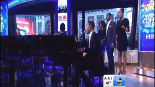 """Glory"" - John Legend & Common on GMA"